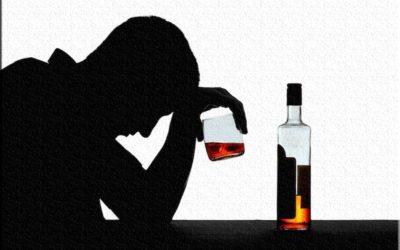 شرب الكحول لحظات من السعادة