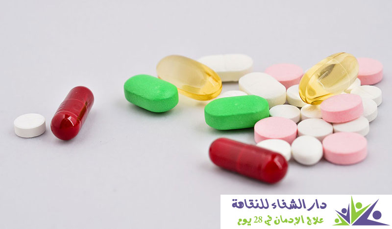 ادمان الأدوية المهدئة